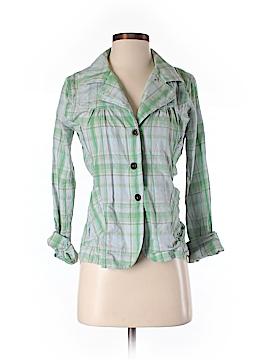 Stewart + Brown Long Sleeve Button-Down Shirt Size S