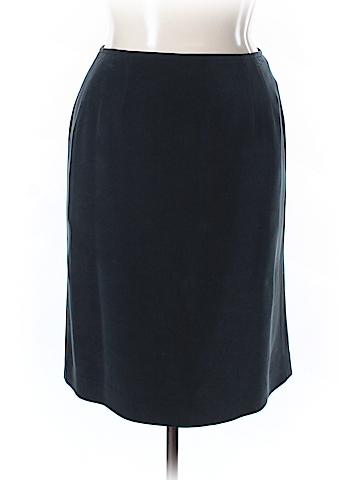 DressBarn Silk Skirt Size 14
