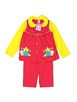 Lele for Kids Long Sleeve Top Size 24 mo