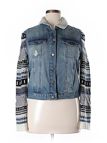 RACHEL Rachel Roy Denim Jacket Size XL