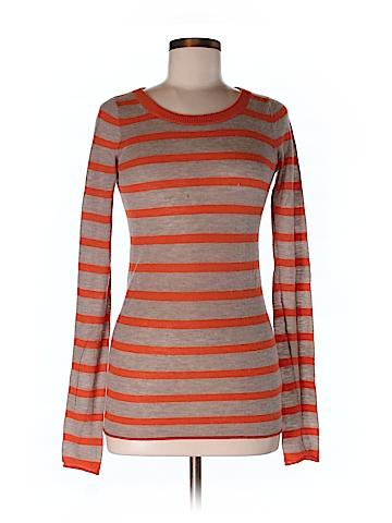 Enza Costa Cashmere Pullover Sweater Size M
