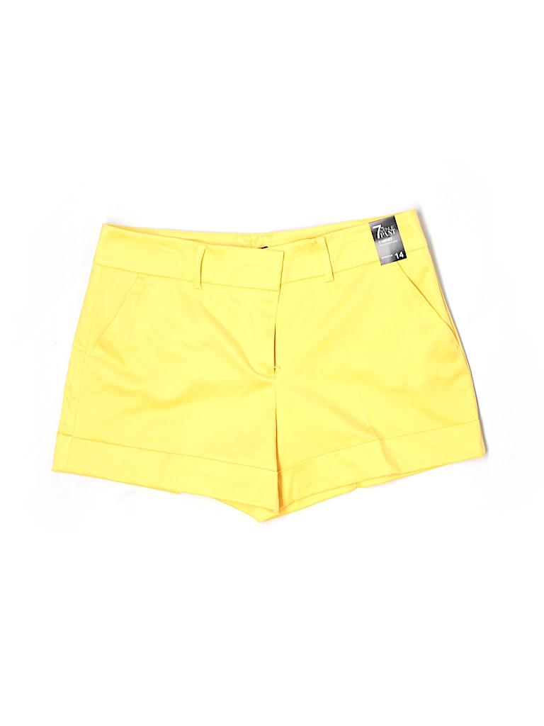 New York & Company Women Dressy Shorts Size 14