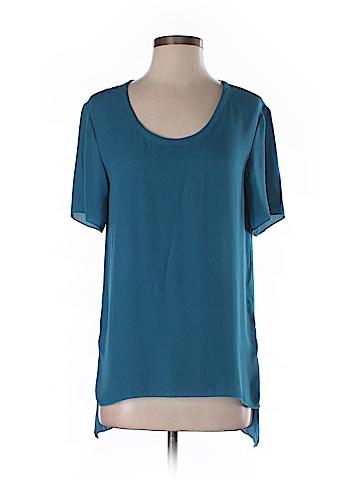 Leith Short Sleeve Blouse Size XS