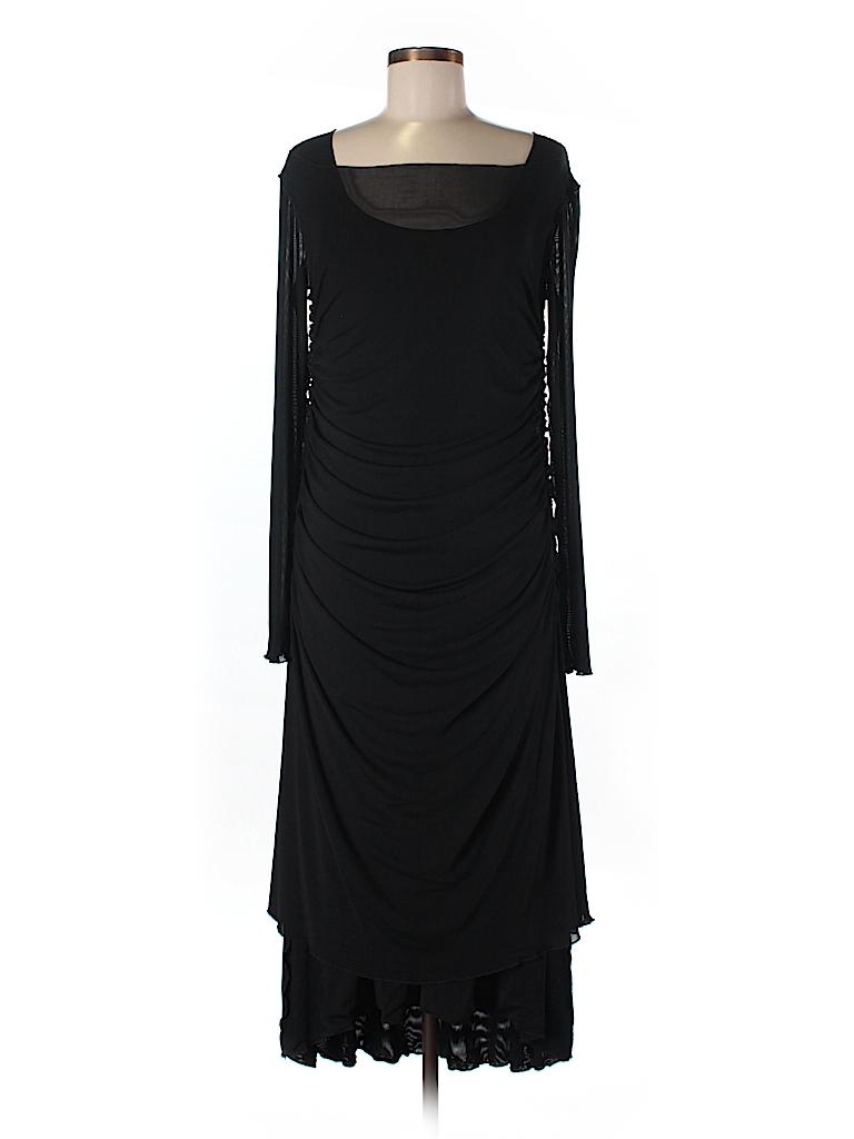 Cynthia Ashby Women Cocktail Dress Size S