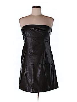 BB Dakota Leather Dress Size 8
