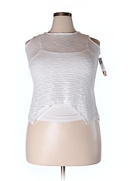 Speechless Sleeveless Blouse Size XL