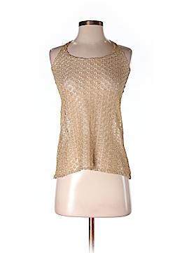 Anthropologie Sleeveless Blouse Size XS