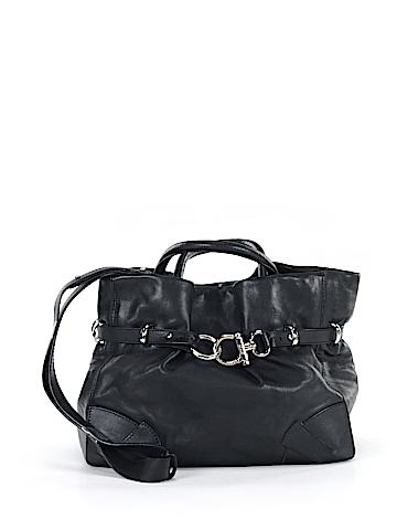 Sonia Rykiel Leather Satchel One Size