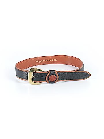 Dooney & Bourke Leather Belt Size M