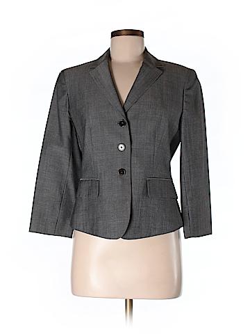 Anne Klein Women Wool Blazer Size 6