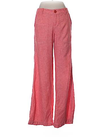 Pilcro and The Letterpress Linen Pants Size 8