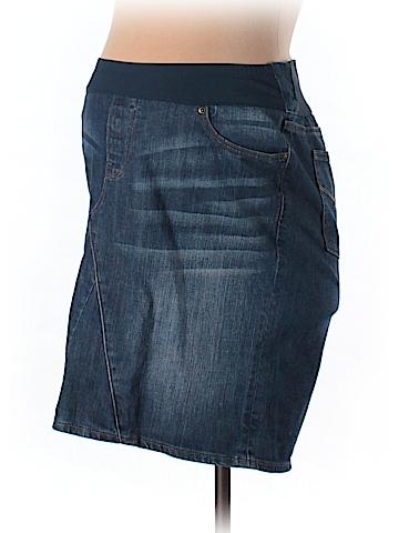 Gap - Maternity Denim Skirt Size 4 (Maternity)