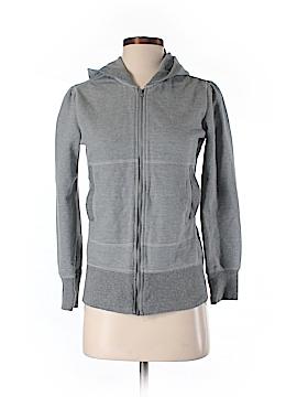 Norma Kamali for Walmart Zip Up Hoodie Size S