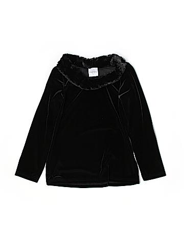 Maggie Breen 3/4 Sleeve Top Size 14