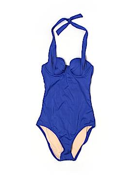 J. Crew One Piece Swimsuit Size 0