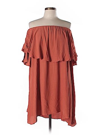 MLM Short Sleeve Blouse Size L