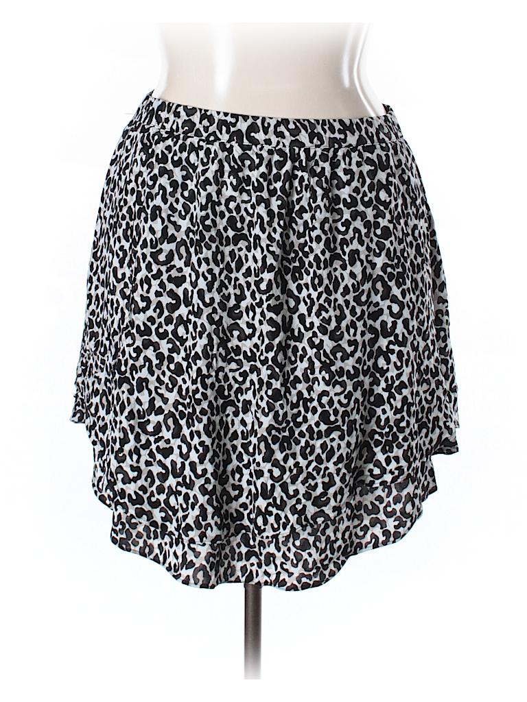 Banana Republic Women Casual Skirt Size XL