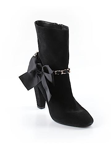 Beverly Feldman Boots Size 9 1/2