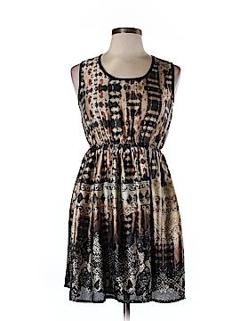 Ya Los Angeles Silk Dress Size L