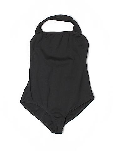 Capezio One Piece Swimsuit Size M (Kids)