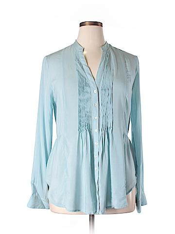 Maeve Long Sleeve Blouse Size 14