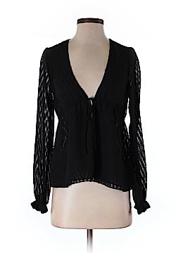 Zara TRF Long Sleeve Blouse Size XS