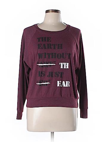 American Apparel Sweatshirt Size M