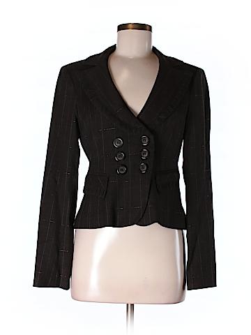 Nanette Lepore Women Wool Blazer Size 8