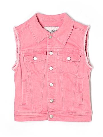 American Rag Cie Denim Vest Size XS