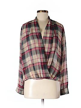 Sophie Rue Long Sleeve Blouse Size M