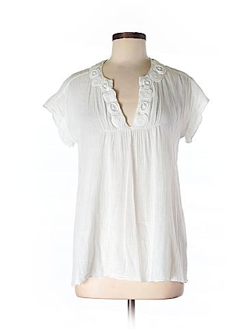 Graham & Spencer Short Sleeve Blouse Size P