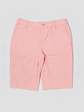 L-RL Lauren Active Ralph Lauren Khaki Shorts Size 4