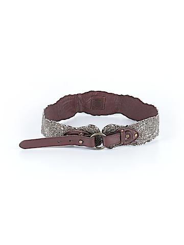 Jasper & Jeera  Leather Belt Size L