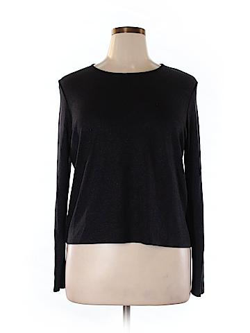 Susan Bristol Long Sleeve Top Size XL