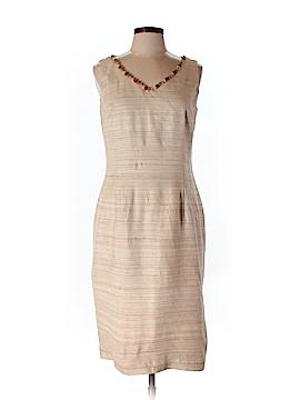 Bigio Collection Silk Dress Size 10