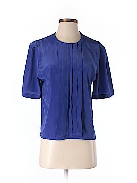 Michelle Stuart Short Sleeve Blouse Size S