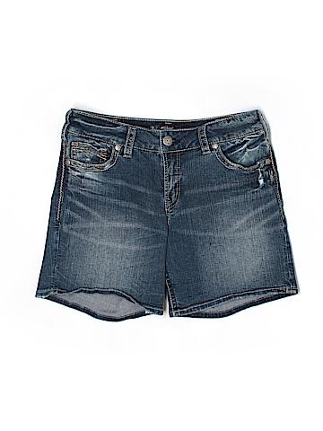 Silver Jeans Co. Denim Shorts 32 Waist