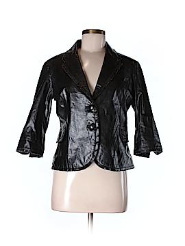 June Leather Jacket Size L