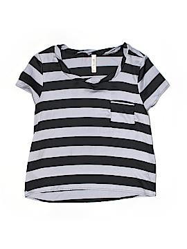 Sound & Matter Short Sleeve Blouse Size M