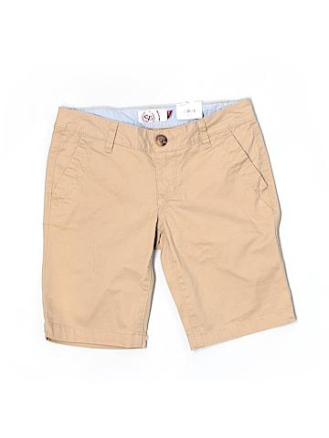 SO Women Khaki Shorts Size 1