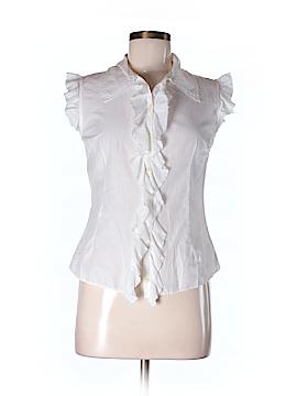 Calypso St. Barth Short Sleeve Button-Down Shirt Size L