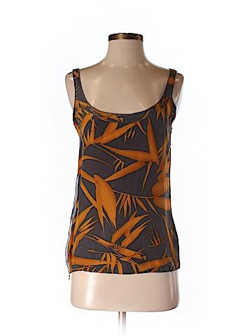 Rory Beca Women Sleeveless Silk Top Size XS