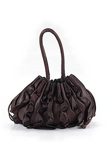 Lupo Barcelona Leather Shoulder Bag One Size