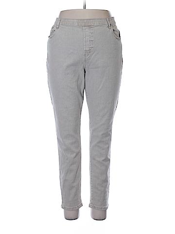 DG^2 by Diane Gilman Jeans Size XL