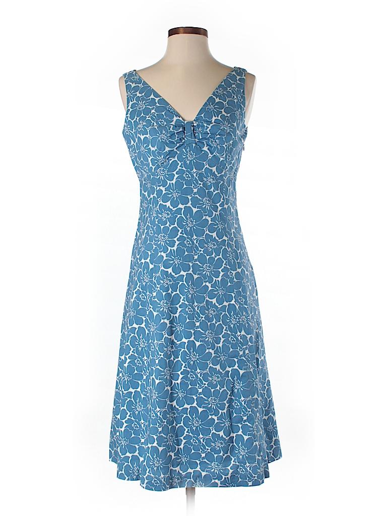 boden 100 cotton print blue casual dress size 8 62 off thredup. Black Bedroom Furniture Sets. Home Design Ideas