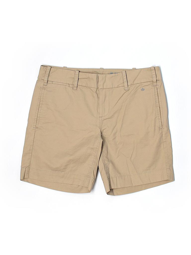 G1 Women Khaki Shorts Size 2