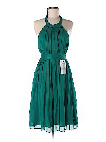 Laundry by Shelli Segal Silk Dress Size 6