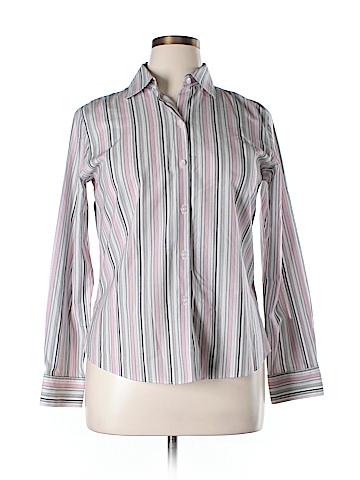 Alex Marie Long Sleeve Button-Down Shirt Size 14