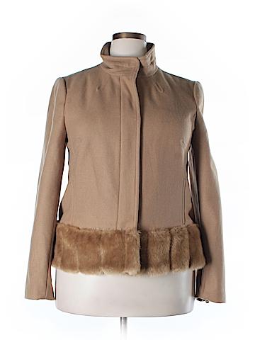 Banana Republic Wool Coat Size XL