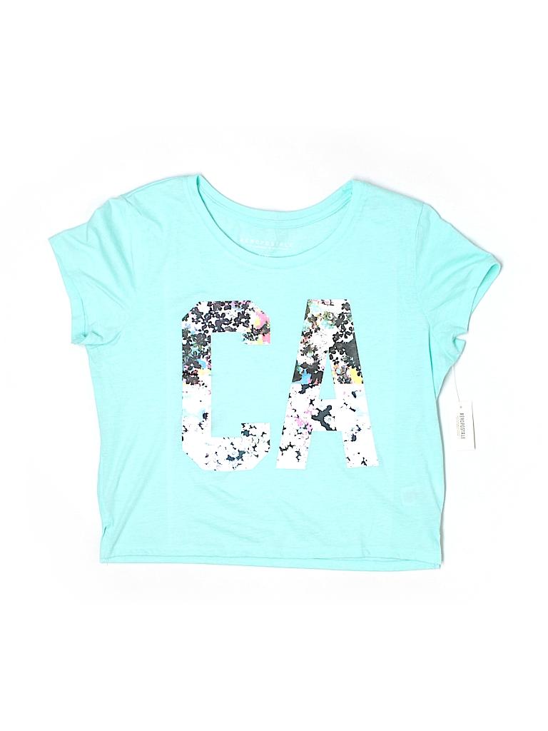 Aeropostale Women Short Sleeve T-Shirt Size XL